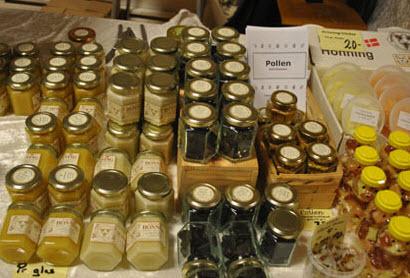 Honning på husholdningsskolen