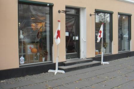 Garagesalg i Liselund