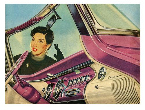 Fest og flotte, gamle biler