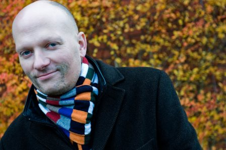 Kasper Støvring. Pressefoto.
