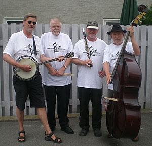 Jazz i gårdhaven
