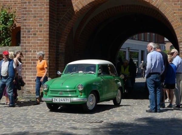 Med 100 år i bilernes tegn