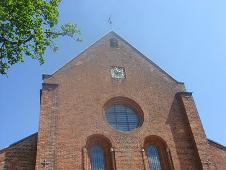 Udflugt til klosterkirkens loft