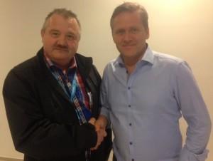 Gratis valgflæsk med Anders Samuelsen
