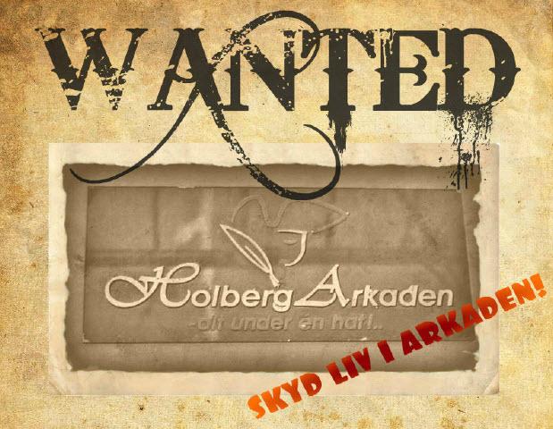 Skyd liv i Holberg Arkaden med JCI