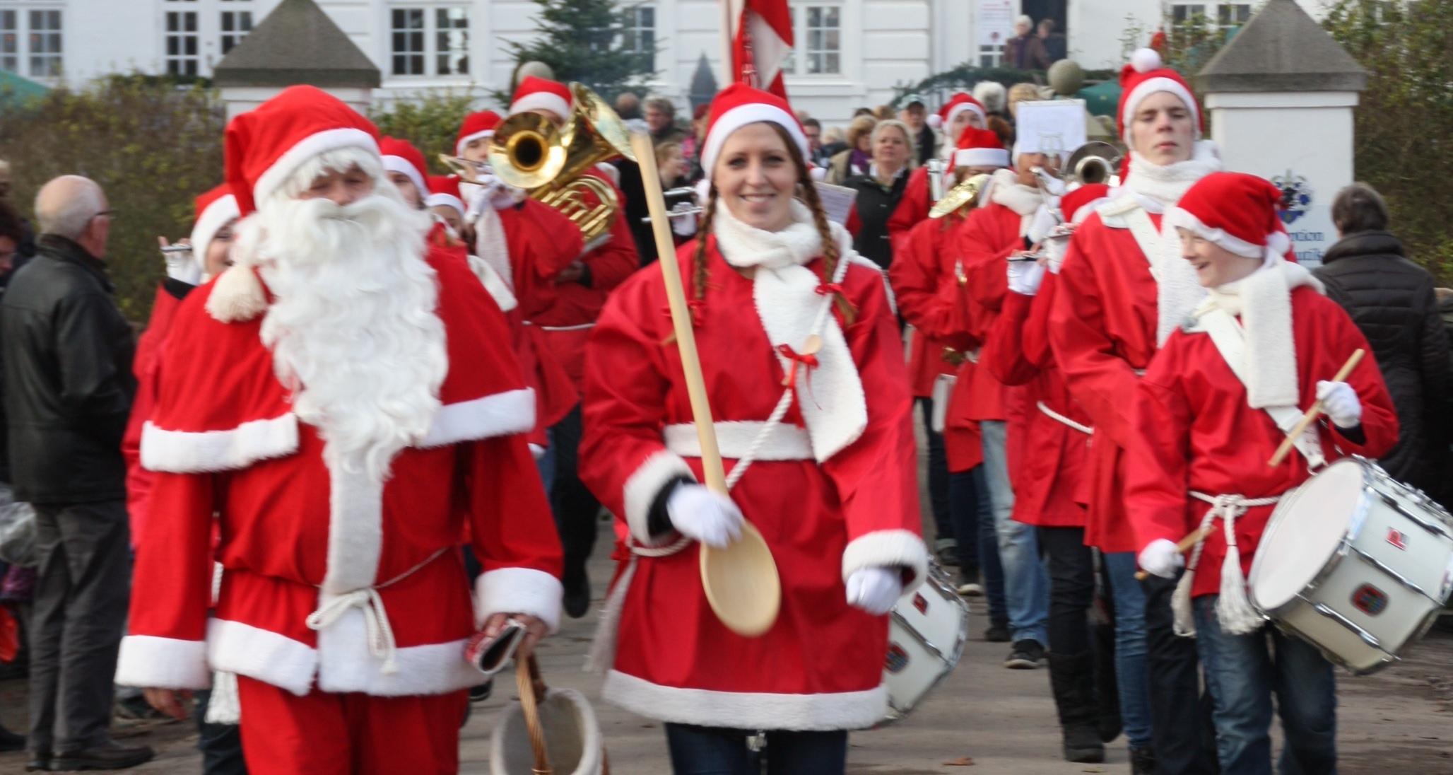 Julemarked på Kragerup Gods
