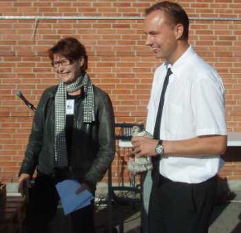 Frederiksbergprisen i Vesth Huset
