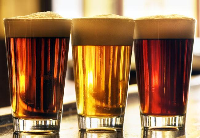 Ølsmagning på Apotekervej