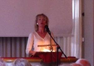 Kathrine Lilleør forelæste i 2013