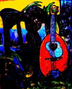Per Fjord: Den røde mandolin