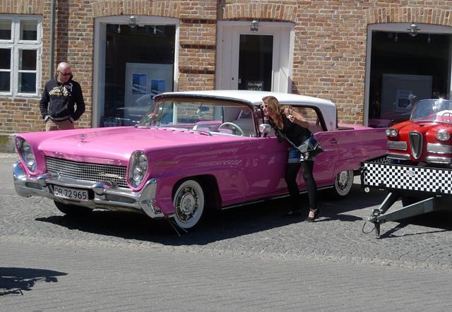 Gamle biler Grundlovsdag