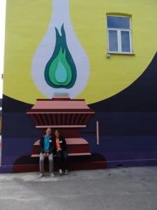 vaegmaleri_paa_skolebygning