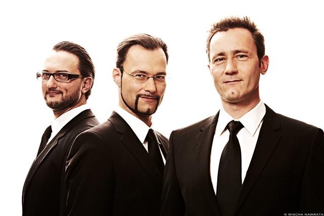 Klassisk trio fra Østrig