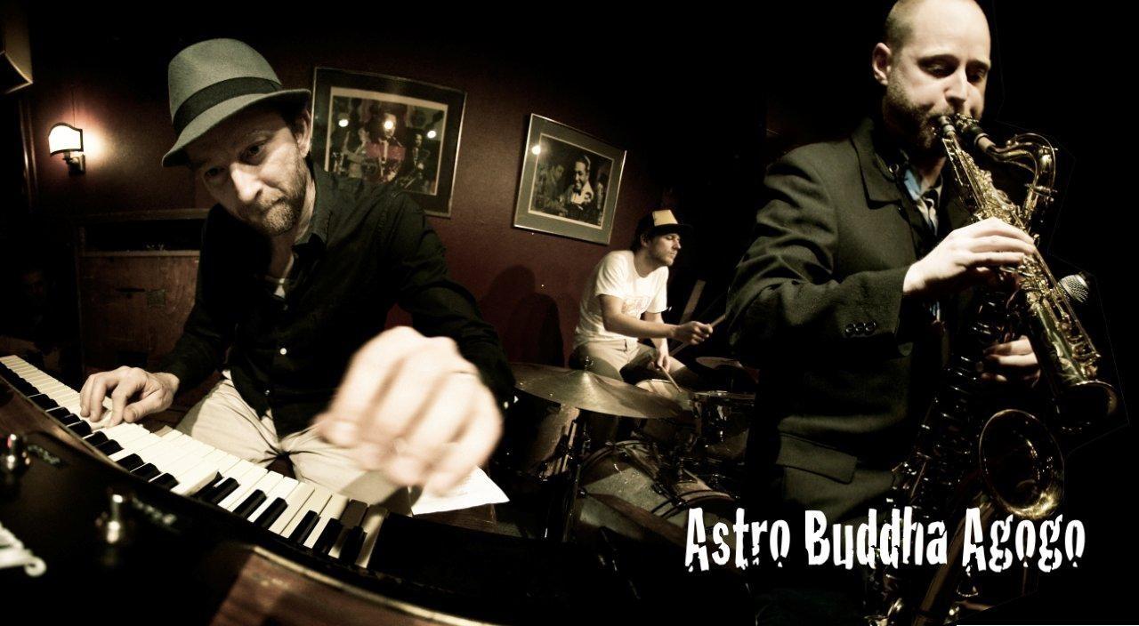 Lørdag aften med vild jazzmaskine