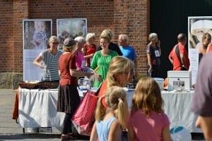 Kommunens stand på børneloppemarkedet