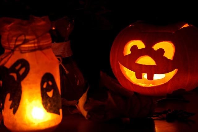 Halloween i bymidten