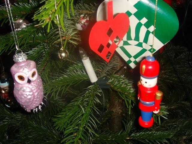 Jul på det gamle museum