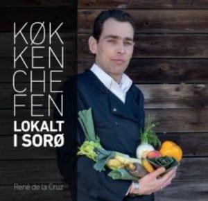 Den nye lokale kogebog bliver også præsenteret