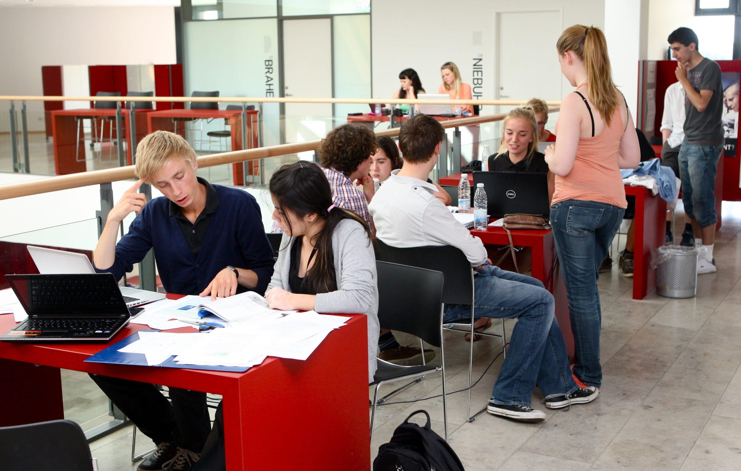 Frederik i talentcamp
