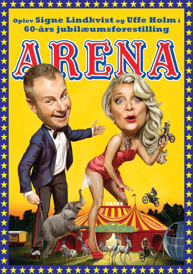 Cirkus ved Fægangen