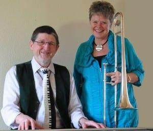 Annmari Sol og pianisten Claus Alsted underholder på Tersløsegaard søndag den 30. august kl. 14.00.