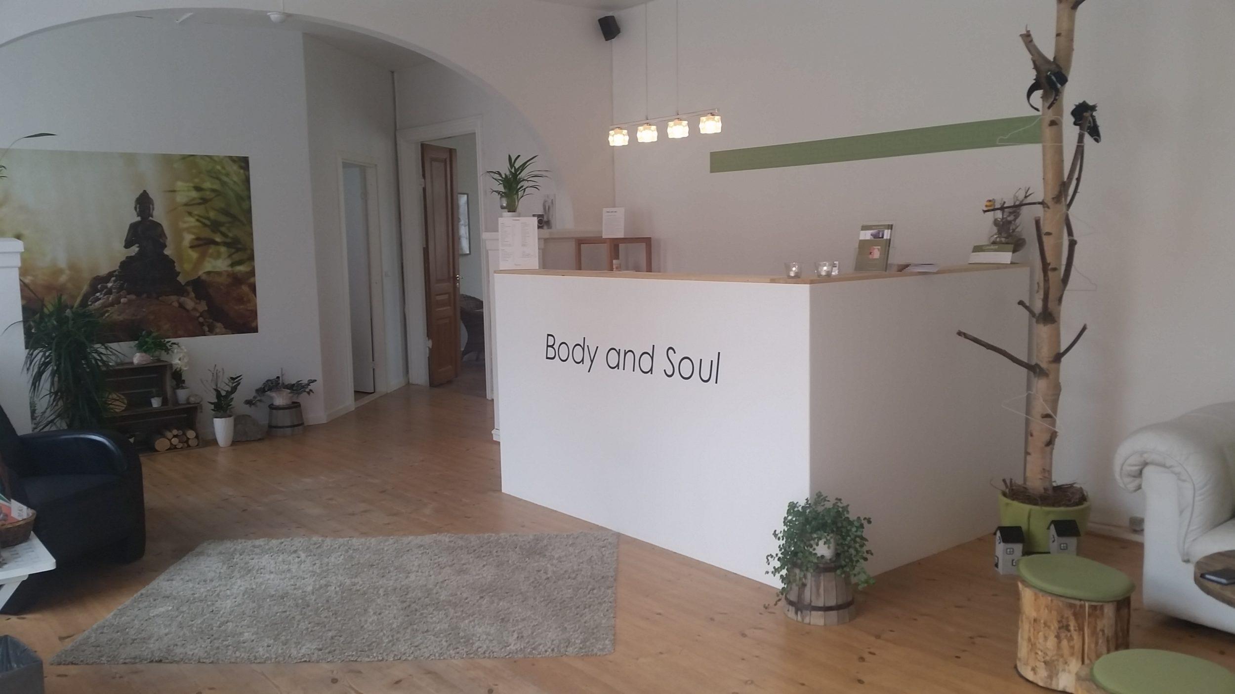 Åbent hus i Body and Soul