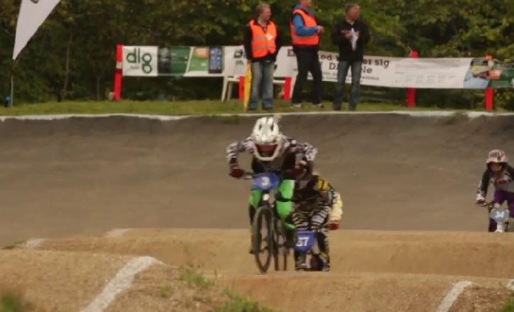 Danmarks bedste BMX kører