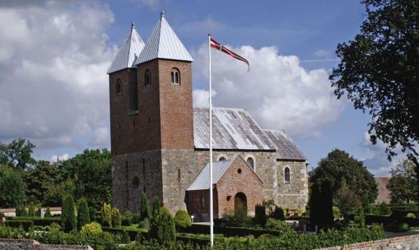Skumringsgudstjeneste i Fjenneslev Kirke
