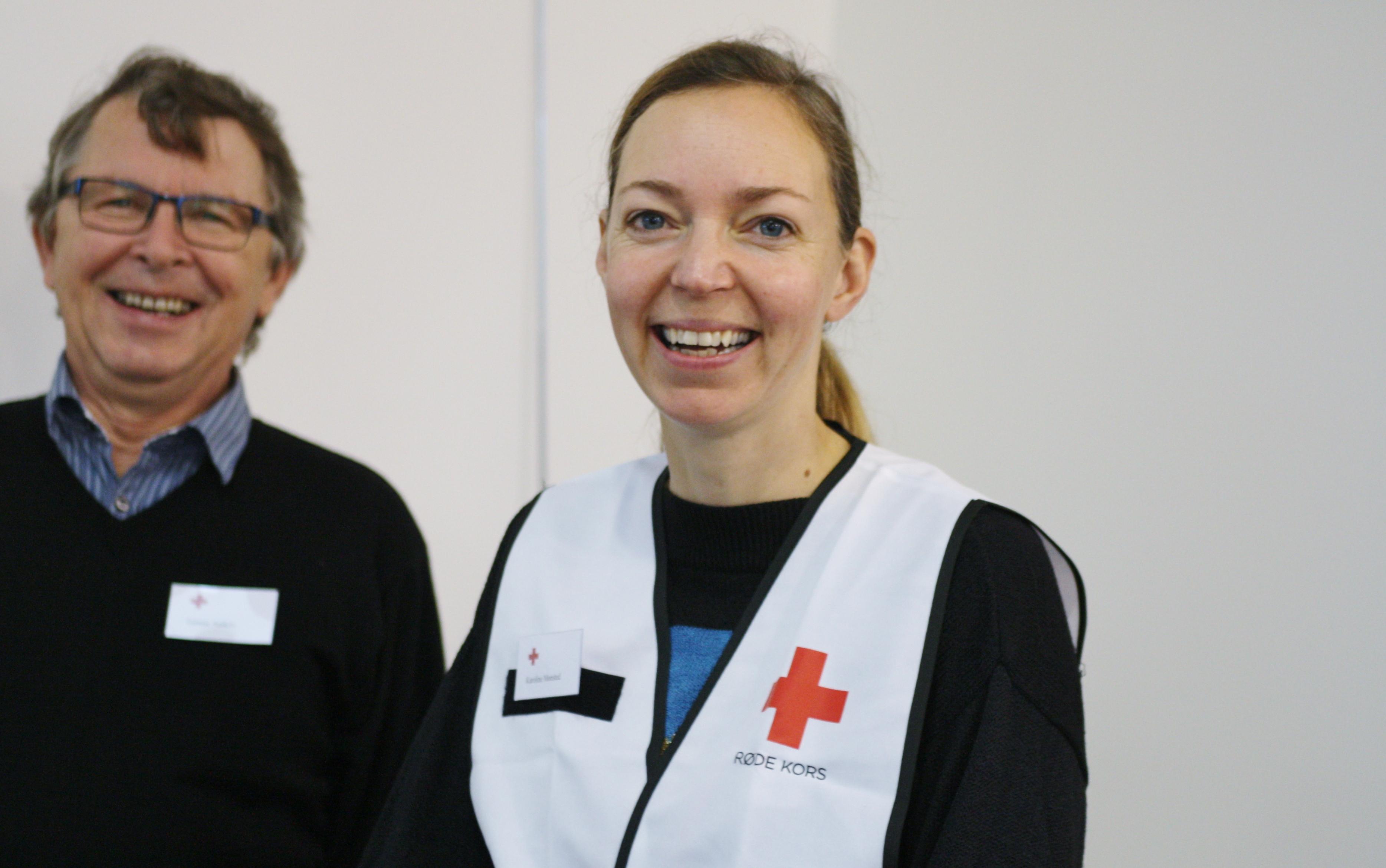 Røde Kors søger frivillige