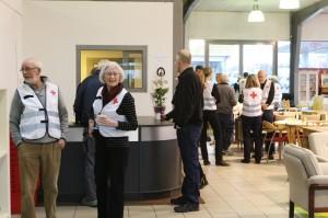 Åbning Røde Kors Møbelbutik 7