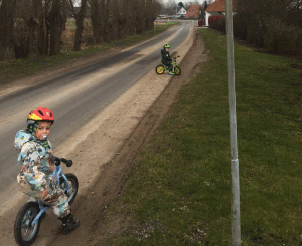 Bikerbande i Lynge