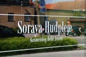 Soraya Hudpleje Ny Klinik