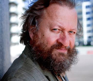 Kunstnermøde: Bjørn Nørgaard