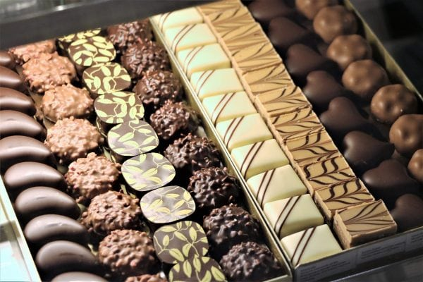 Chokolade-tid