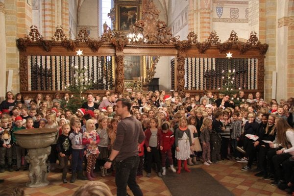 Flot juleafslutning