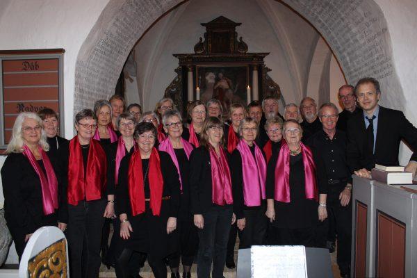 Nytårskoncert med Sorø Underholdningskor