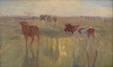 Fernisering - Theodor Philipsen