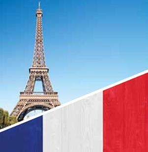 Smag på Frankrig