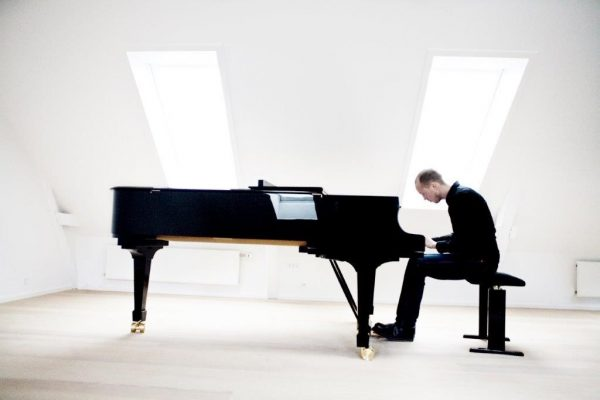 Velkommen til stor jazzpianist