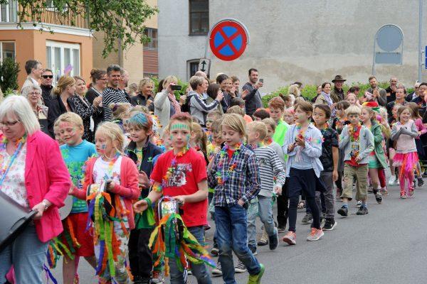 Festival skaber fællesskab
