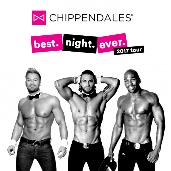 Vind billetter til Chippendales