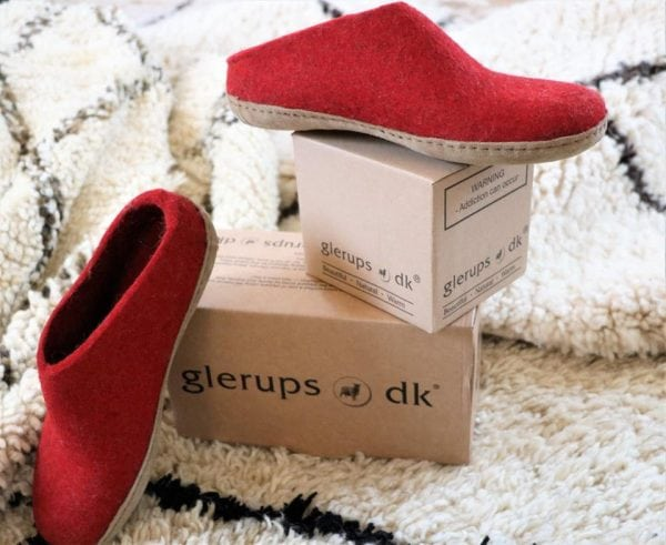 Hold fødderne varme med Glerups