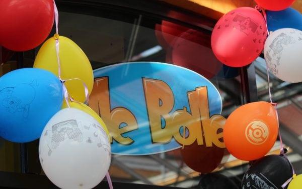 Fødseldagsfest i Bille og Bølle