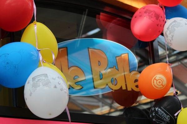Fødselsdagsfest i Bille og Bølle