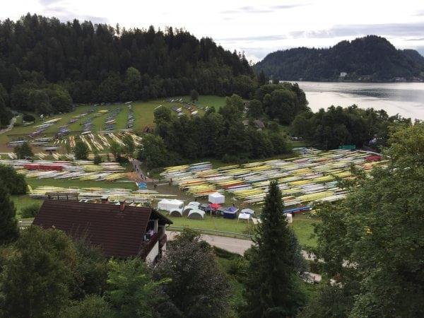 Rekordstor deltagelse i regatta