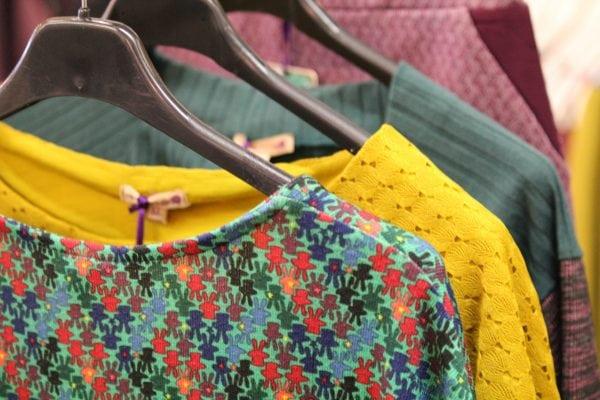 Retrolækkert tøj i Jeans House