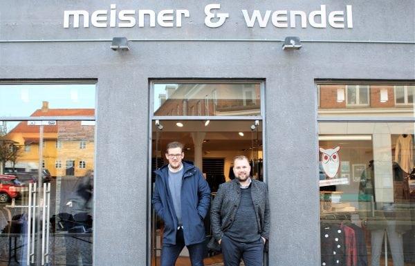20% på alt hos Meisner & Wendel