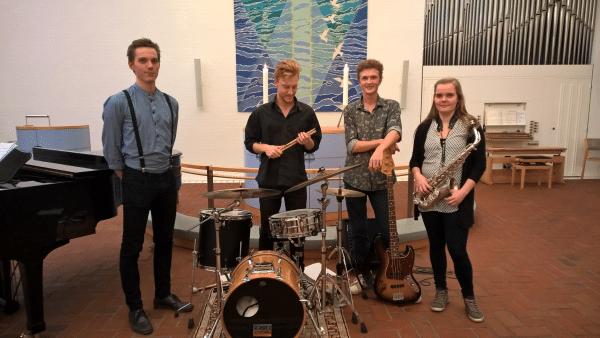 Koncert med Pyndt Dahl Kvartet