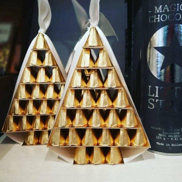Lækkerier til at forsøde julen