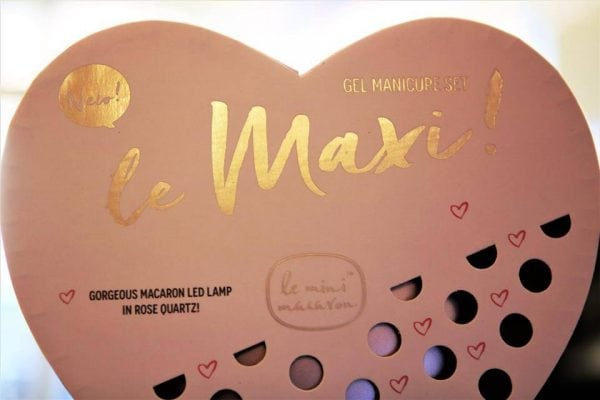 Le Maxi Manicure er her!
